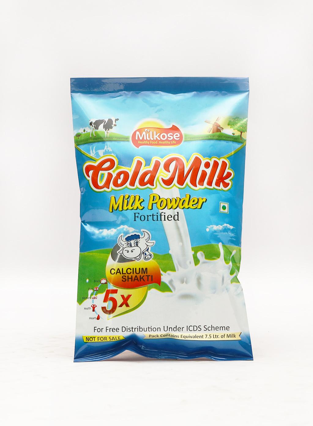 Gold Milk Powder